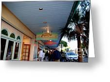 Jimmy Buffet's Margaritaville Key West Greeting Card