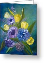 Bonnie Bouquet Greeting Card