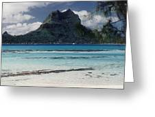 Bora Bora Greeting Card