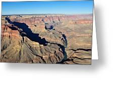 Colorado River Valley Greeting Card