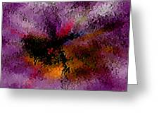 Damaged But Not Broken Greeting Card