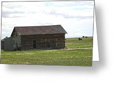 Grassland Farm Greeting Card