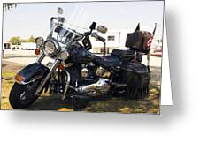 Harley Classic Greeting Card