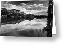 Imogene Lake Greeting Card