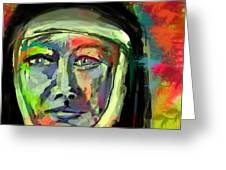 Mother Mary Mackillop Greeting Card by James Thomas