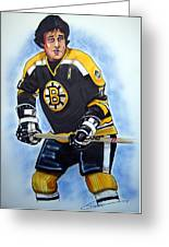 Phil Esposito Greeting Card