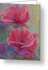 Poppy Duo Greeting Card