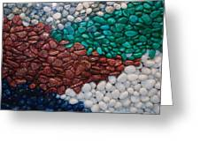Stone River Greeting Card