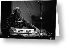 Sun Ra 1 Greeting Card