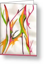 Twigs Greeting Card