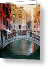 Venice Visions Greeting Card