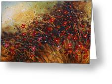 Wild Greeting Card by Michael Lang