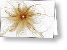 Wispy Greeting Card