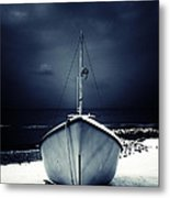 Loneliness Metal Print by Stelios Kleanthous