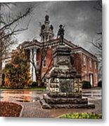 Murfreesboro Town Hall Metal Print
