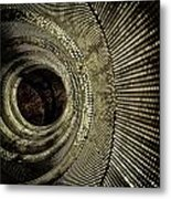 Portal Metal Print by John Monteath