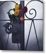 Roses Metal Print by Joana Kruse