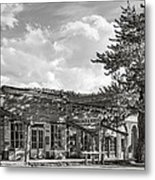 Virginia City Montana Ghost Town Metal Print
