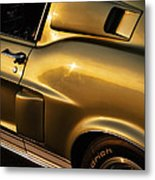 1968 Ford Mustang Shelby Gt 350 Metal Print
