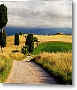 Tuscany Metal Print by Brian Jannsen