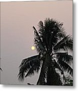 Beautiful Evening Metal Print by Gornganogphatchara Kalapun