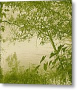 A Moment Of Peace Metal Print by Wendy J St Christopher