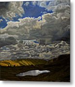 A Summer Day On Cottonwood Pass Metal Print