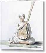 A Tumboora, Musical Instrument Played Metal Print