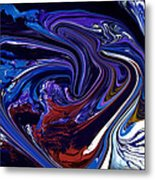Abstract 170 Metal Print by J D Owen