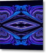 Abstract 176 Metal Print by J D Owen