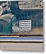 American Made Metal Print by Merrick Imagery