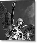 Angel Of Peace Metal Print by Marc Huebner