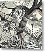 Atonement Metal Print by Glen Sanders