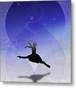 Ballet In Solitude  Metal Print
