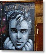 Billy Fury Way Metal Print by Stephen Norris