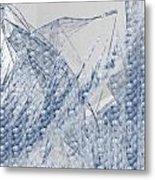 Bubble Wrap Metal Print