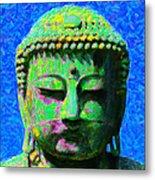 Buddha 20130130p0 Metal Print