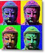Buddha Four 20130130 Metal Print