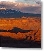 Canyonlands Light Metal Print