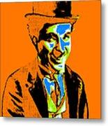 Charlie Chaplin 20130212p28 Metal Print