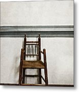 Comforts Of Home Metal Print by Margie Hurwich