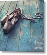 Danced Metal Print by Priska Wettstein
