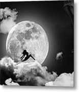Dancing In The Moonlight Metal Print by Alex Hardie