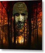 Don't Get Lost Metal Print by EricaMaxine  Price