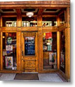 Downtown Athletic Club - Prescott Arizona Metal Print