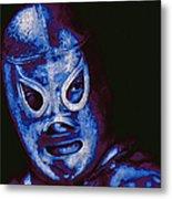 El Santo The Masked Wrestler 20130218m168 Metal Print