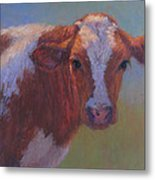 Eli Metal Print by Susan Williamson