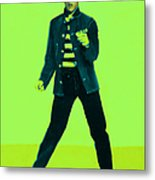 Elvis Is In The House 20130215p42 Metal Print by Wingsdomain Art and Photography