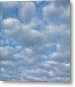 Everywhere - Clouds Metal Print by Margaret McDermott
