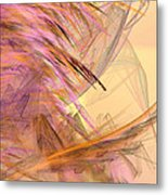 Forest Of The Fairies Metal Print